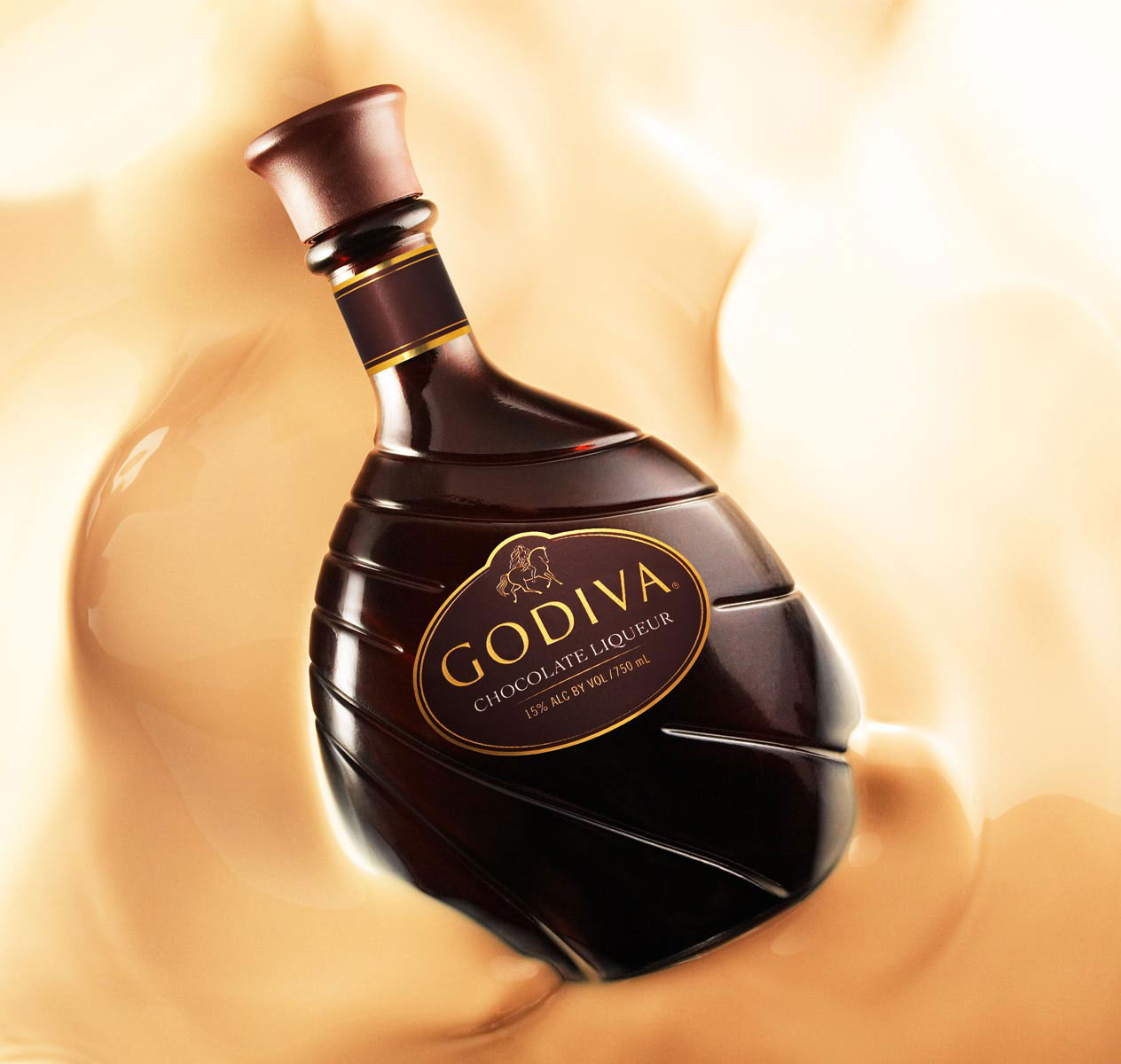 James and James Beverage Photography Godiva